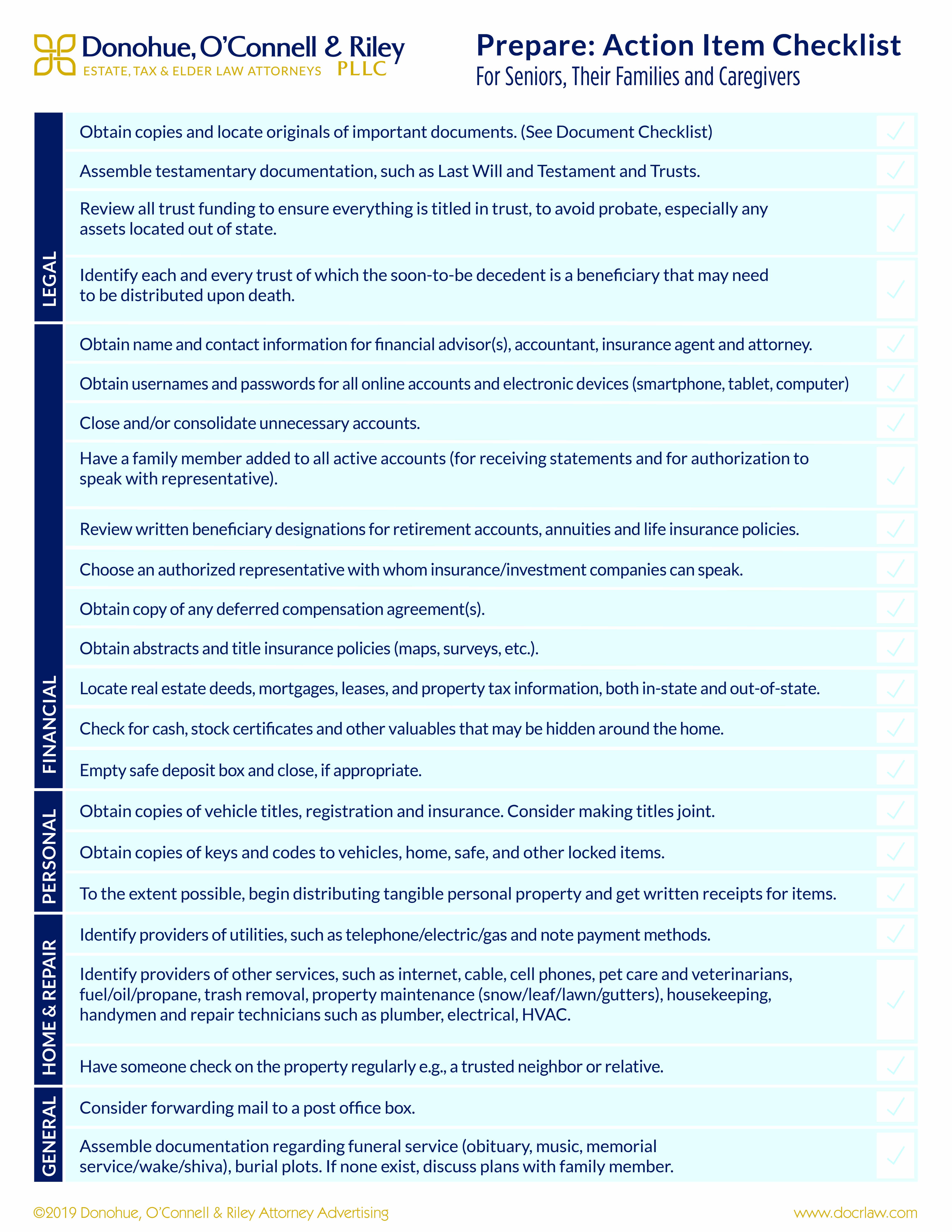DOCR_Action_Checklist